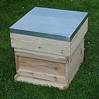 New beehive just put togther and ready to go